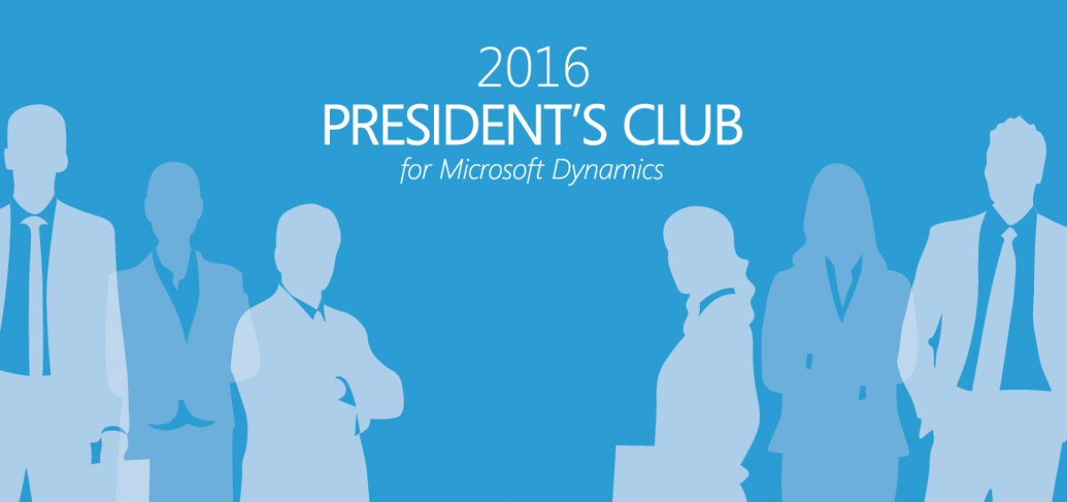 President's Club for Microsoft Dynamics