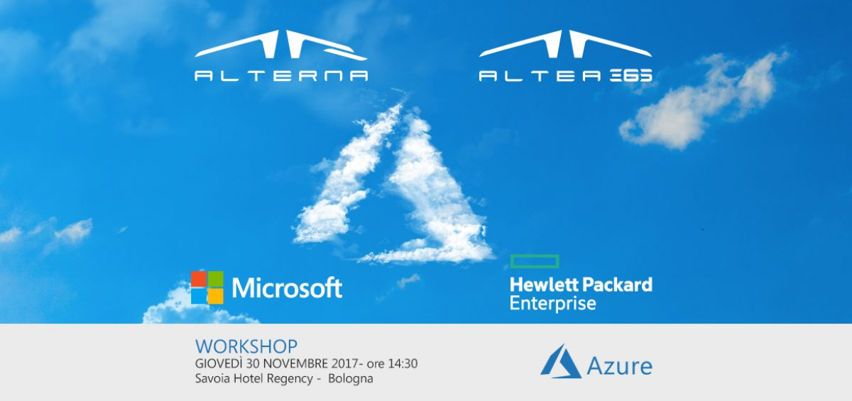 Microsoft Azure Bologna Cloud