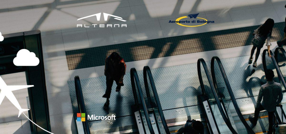 Crm aeroporto Bologna microsoft digital transformation