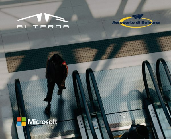 Crm aeroporto Bologna microsoft digital transformation