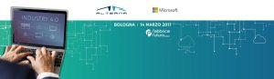Industry 4.0 Alterna Fabbrica Futuro Microsoft