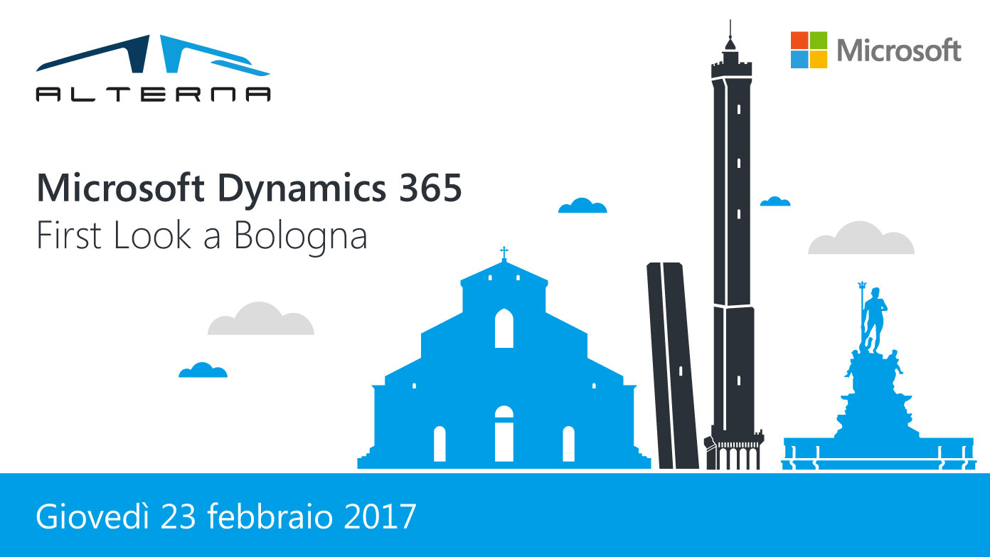 microsoft dynamics 365 bologna