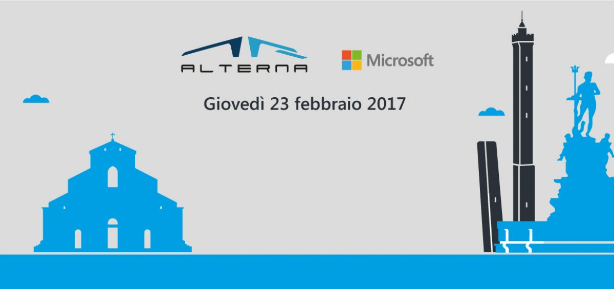 Dynamics 365 first look a Bologna